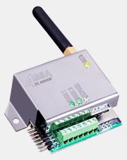 Контроллер-централь GSA-4DL GSM сигнализации